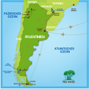 Rundreise Highlights Argentinien